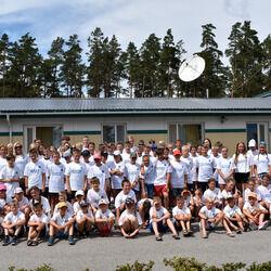 Noorte suvine ühislaager Jõulumäel