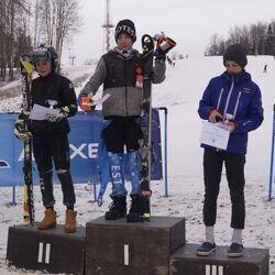 Alexela Noorte Alpisarja II etapp Kuutsemäel