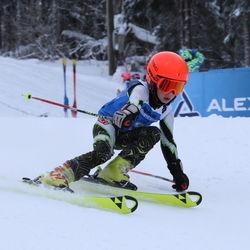 Alexela alpisarja II etapp 12.01.2019 / Kuutsemäe