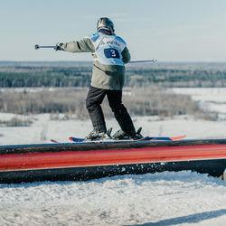 Eesti freestyle noortesarja II etapp Kiviõlis, 16.02.2019