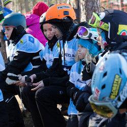 Eesti freestyle noortesarja IV etapp Nõmmel 30.03.2019