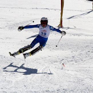 Tormis Laine teenis karjääri esimese FIS võistluse võidu