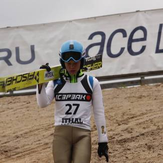 Artti Aigro Rasnovis FIS Cup - l punktikohal