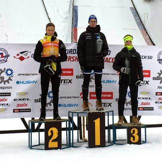 Noor kahevõistleja Markkus Alter võitis FIS Youth Cupi hõbeda ja kulla