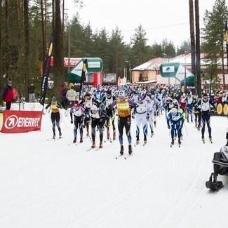 33. Viru Maraton lükkub lumepuudusel edasi!