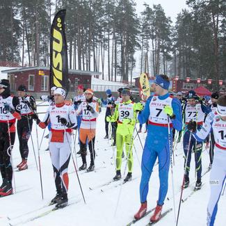 28.01 toimub Jõulumäel A2K Suusamaraton