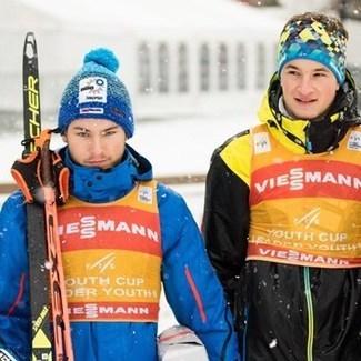Noored kahevõistlejad teenisid FIS koondarvestuses medaleid