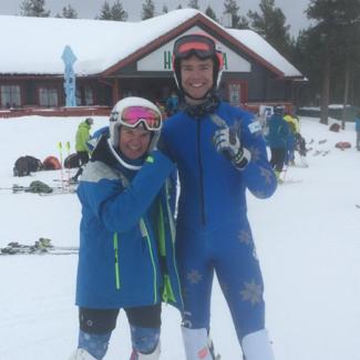 Eesti meistrivõistlused slaalomis juunioridele ja täiskasvanutele Soomes, Pyhätunturil, 23. märtsil 2017
