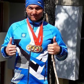 Hans Teearu tuli Euroopa meistriks ja maailmameistriks!