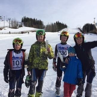 Mäesuusa noored Soomes pedjestaalil!