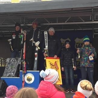 Eesti noorte tulemused  FIS kategooria võistlustelt Rootsist Tärnabyst