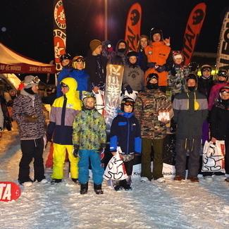 Lumelaua noortesarja üldvõitjad on selgunud!