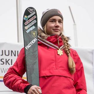 EOK tunnustas kahekordset juunioride maailmameistrit Kelly Sildarut