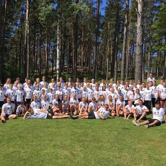 Skiers of Tomorrow – 80 noort suusatajat treenisid 26.-30. juunil Jõulumäel