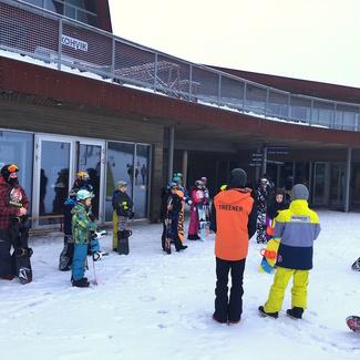 Tere tulemast, uued lumelauatreenerid!