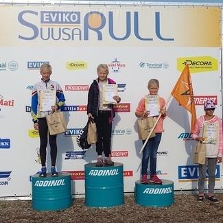2017. a Eviko Suusarulli viimane etapp toimus pühapäeval Tartus