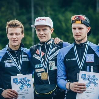 Eesti meistrivõistlused suvi 2017 16-17. september Tehvandil