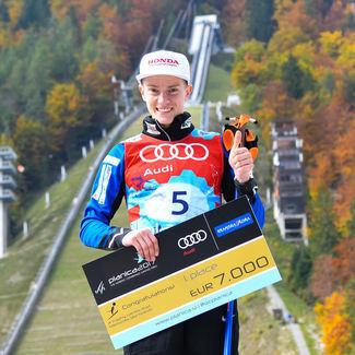 Kristjan Ilves võitis Kahevõistluse Suve GP üldarvestuses esikoha