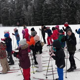 Suusabuss alustas hooaega 15. jaanuaril Kõrvemaal