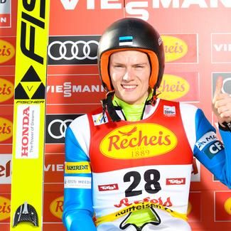 Kristjan Ilves parandas oma karjääri parimat tulemust Seefeldi Triple esimesel päeval