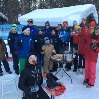 Mäesuusatamises jätkub Balti karikas Pyhal