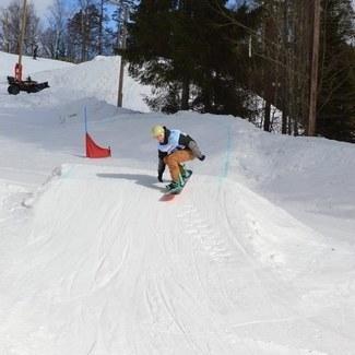 Lumelaua- ja suusakrossi EMV video 17.03.2018