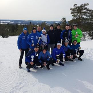 Eesti parimad murdmaasuusatajaid käisid Põhja-Soomes hooaega lõpetamas