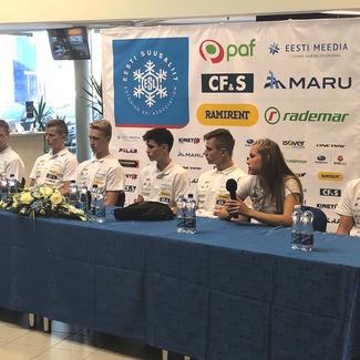 Subaru ja Mariine Auto toetavad Eesti Suusaliitu