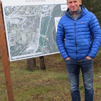 Rait Pallo :  Eesti Terviserajad on oma rolli leidnud  (Kaarel Zilmer)