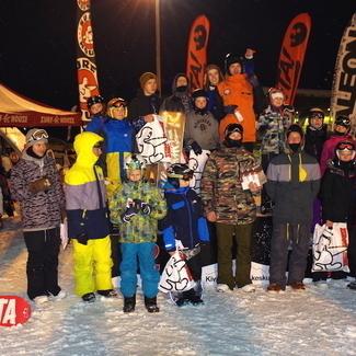 Eesti Freestyle noortesarja II etapi raames laagrit EI TOIMU (16.02. Kiviõlis)