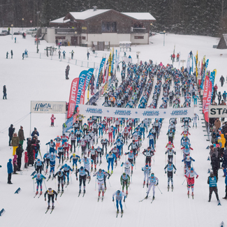 Estoloppeti 2019 hooaeg sai 44.Haanja Suusamaratoniga läbi