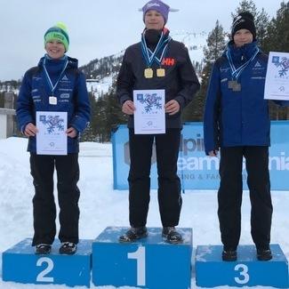 13. märtsil toimusid Pyhäl Eesti meistrivõistlused suurslaalomis vanuseklassile U16
