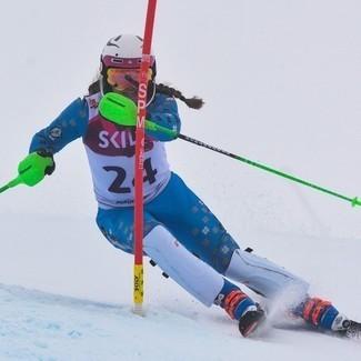 Pyhä FIS võistlusel selgusid Eesti meistrid slaalomis