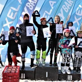 Alexela V etapp lõpetas Eestis mäesuusa hooaja