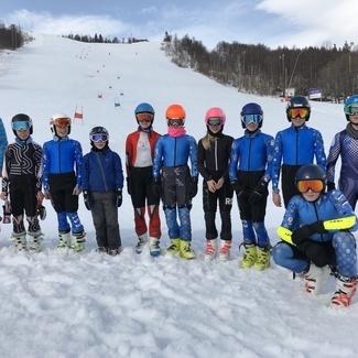 Eesti mäesuusatajad Ingemartrofen FIS Children võistlustel 2019