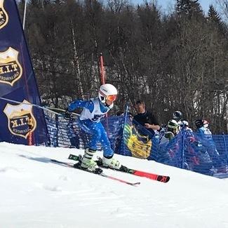 Nädalavahetusel jätkusid Tärnabys noorte FIS võistlused