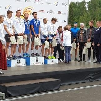 Rullsuusatamise Maailmameistrivõistlustelt Eestile kõrge 6. koht