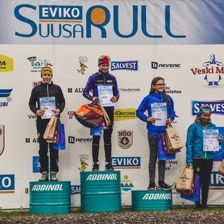 EVIKO Suusarull 2019 lõpetas oma viienda hooaja Tartu Sügisrulliga