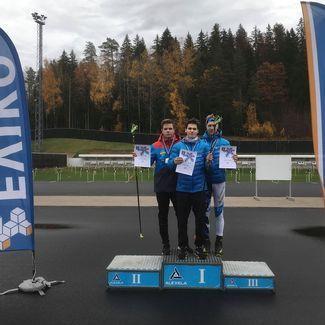 Kahevõistlejad ja suusahüppajad selgitasid Otepääl välja suvised Eesti Meistrid