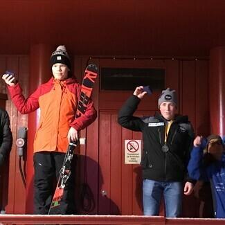 Eesti noored mäesuusatajad osalesid edukalt kõrgetasemelisel Kia Ski Tour avaetapil Rukal