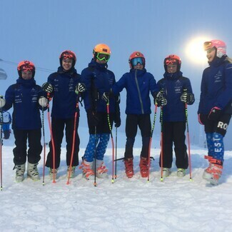 Eesti noored mäesuusatajad võistlesid edukalt Soomes Kia Ski Touri II etapil