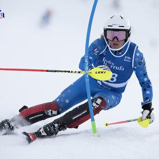 Eesti noorte mäesuusatajate head tulemused  FIS Trofeu Borrufalt