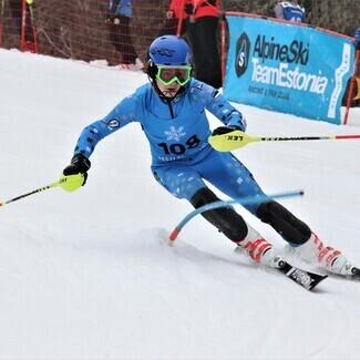 Alexela Noorte Alpsarja II etapp toimus 15.-16.02 Kuutsemäel