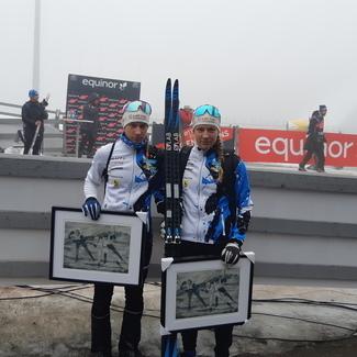 Murdmaasuusatajatelt väga head tulemused nii Norra, Soome kui Läti Meistrivõistlustel