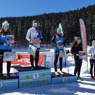 Kaidy ja Keidy Kaasiku head sõidud Balcan Cup'l