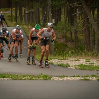 Suvine rullsuusa maailmakarikasarja etapp on parim võimalus näha tulevasi Eesti suusatähti!