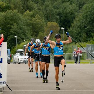 Nädalavahetusel selgusid Eesti meistrid rullsuusatamises