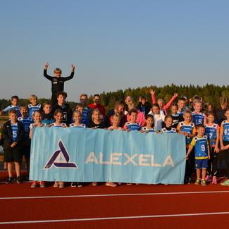 Alexela Noorte Alpisari alustas uut hooaega