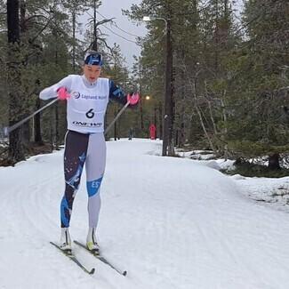 Hooaja esimesed murdmaasuusavõistlused Soomes Olosel