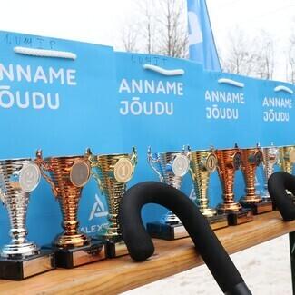 Alexela Noorte Alpisari 2021 alustab talviste etappidega